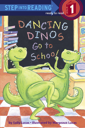 Dancing Dinos Go To School (ebk)