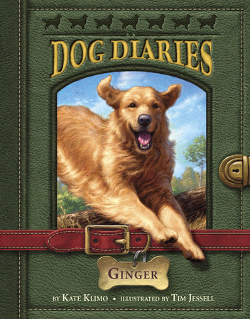 Dog Diaries #1: Ginger by Kate Klimo