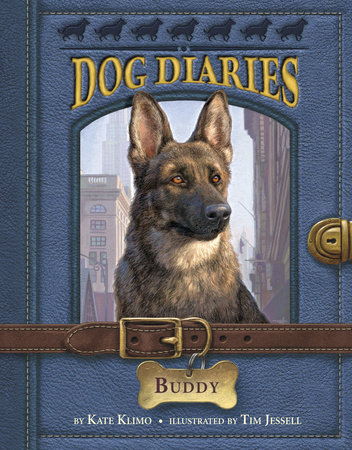Dog Diaries #2: Buddy by