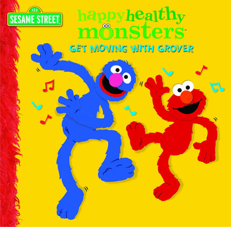 Get Moving with Grover (Sesame Street) by