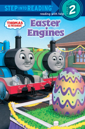 Easter Engines (Thomas & Friends) by