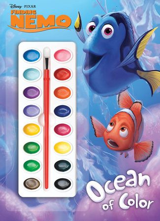 Ocean of Color (Disney/Pixar Finding Nemo) by RH Disney