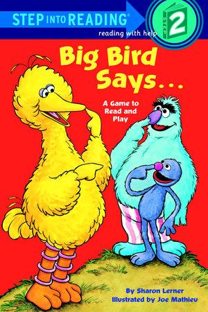 Big Bird Says... (sesame Street) (ebk)