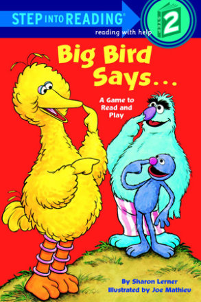 Big Bird Says... (sesame Street) (ebk)