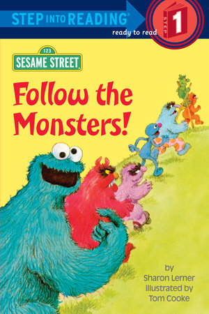 Follow the Monsters! (Sesame Street) by