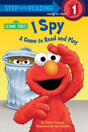 I Spy (sesame Street) (ebk)