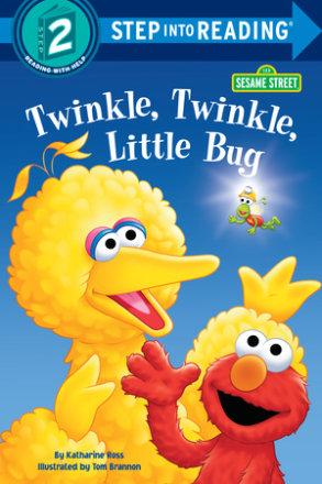 Twinkle, Twinkle, Little Bug (sesame Street) (ebk)