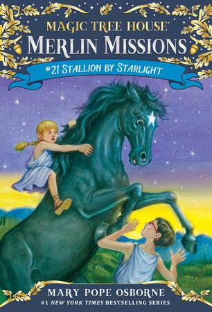 Magic Tree House #49: Stallion by Starlight by Mary Pope Osborne