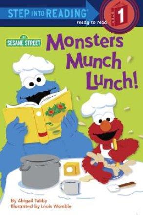 Monsters Munch Lunch! (sesame Street)