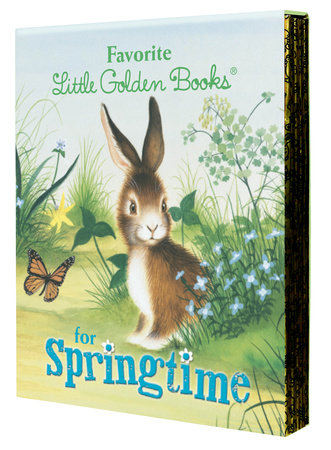 Favorite Little Golden Books for Springtime by Various