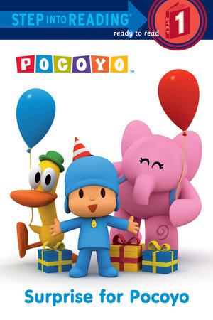 Surprise for Pocoyo (Pocoyo) by