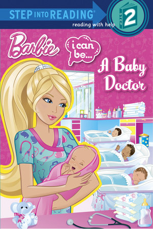 I Can Be...A Baby Doctor (Barbie) by