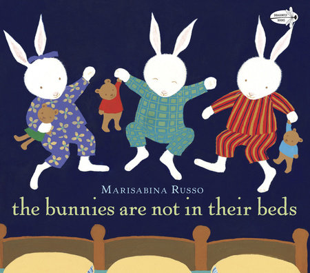 The Bunnies Are Not in Their Beds by