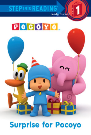 Surprise For Pocoyo (pocoyo) (ebk)