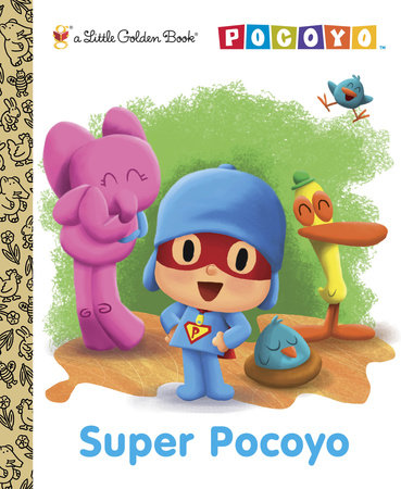 Super Pocoyo (Pocoyo) by