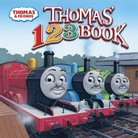 Thomas' 123 Book (Thomas & Friends) by Rev. W. Awdry