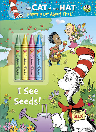 I See Seeds! (Dr. Seuss/Cat in the Hat) by