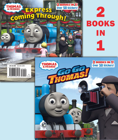 Go Go Thomas!/Express Coming Through! (Thomas & Friends) by