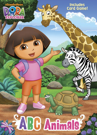 ABC Animals (Dora the Explorer) by