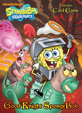 Good Knight SpongeBob (SpongeBob SquarePants) by Golden Books