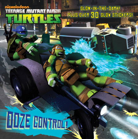 Ooze Control (Teenage Mutant Ninja Turtles) by Random House