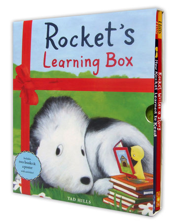 Rocket's Learning Box by Tad Hills