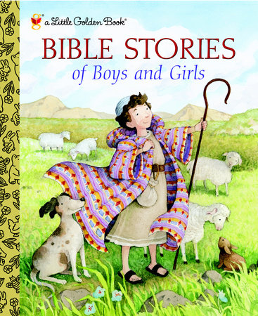 Bible Stories of Boys and Girls by