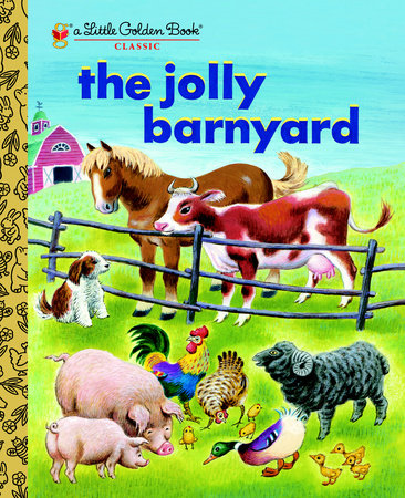 The Jolly Barnyard by