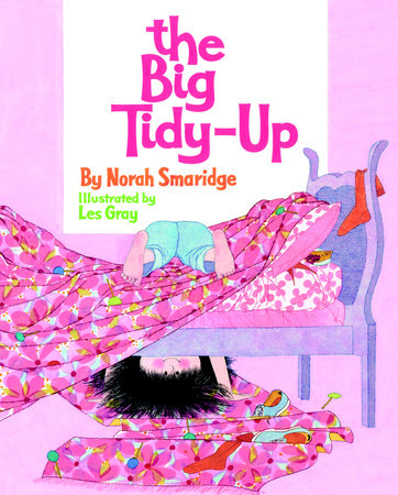 The Big Tidy-Up (Personalized Book)