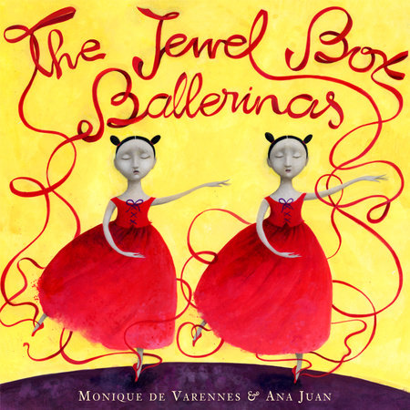 The Jewel Box Ballerinas by Monique de Varennes