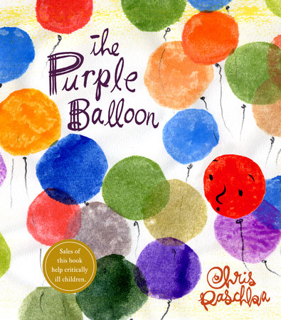 The Purple Balloon by