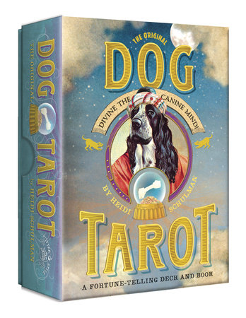 The Original Dog Tarot by Heidi Schulman