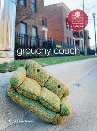 Grouchy Couch by Anna Hrachovec