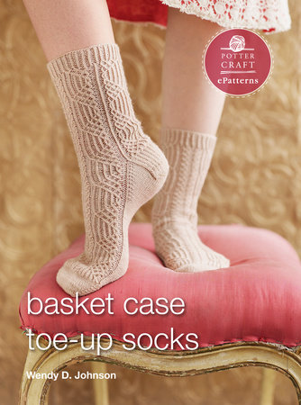 Basket Case Socks by
