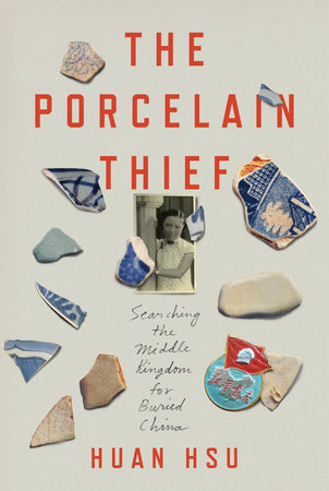 Cover art for The Porcelain Thief
