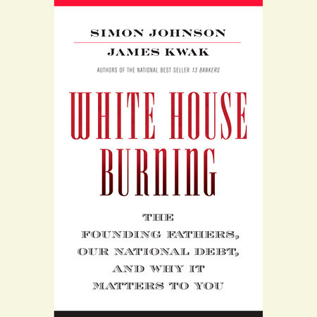 White House Burning by