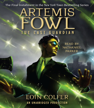 Artemis Fowl 8: The Last Guardian by