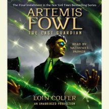 Artemis Fowl 8: The Last Guardian Cover