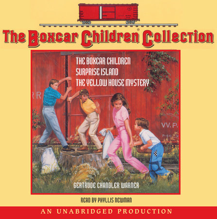 The Boxcar Children Collection by Gertrude Chandler Warner