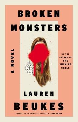 Cover art for Broken Monsters