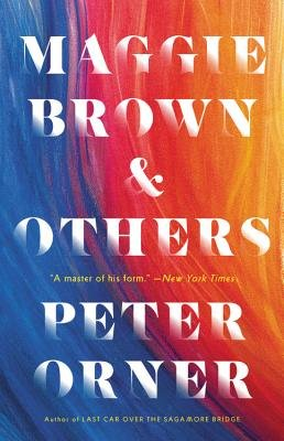 Cover of Maggie Brown & Others: Stories
