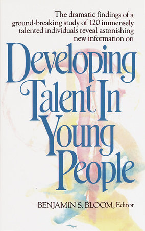 Developing Talent in Young People by