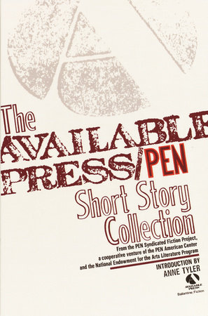 The Available Press/PEN Short Story Collection by Alice Adams