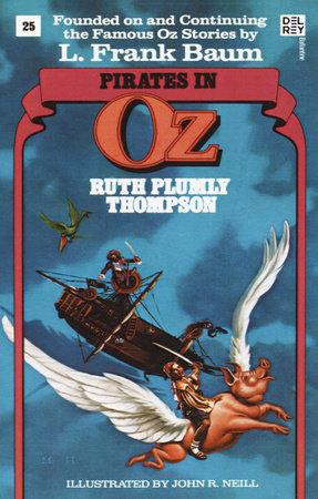 Pirates in Oz (Wonderful Oz Books, No 25) by
