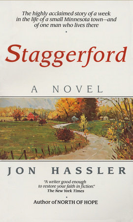 Staggerford by Jon Hassler