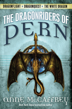 The Dragonriders of Pern by