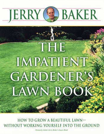 Jerry Baker's Lawn Book by Jerry Baker