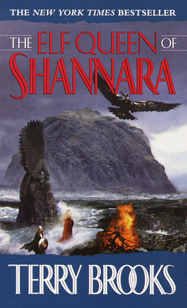 The Elf Queen of Shannara by