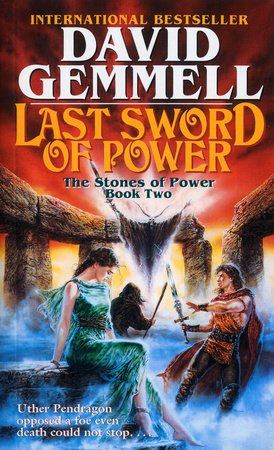 Last Sword of Power by