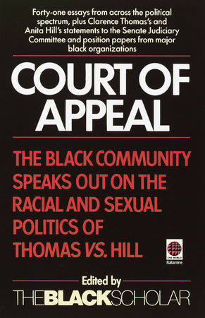 Court of Appeal by Black Scholar